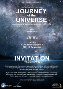 Flyer Journey to the Universe
