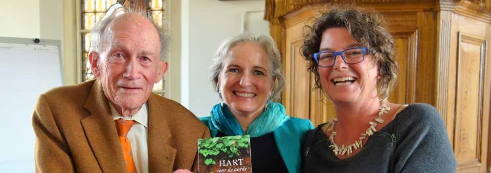 Boekpresentatie 'Hart voor de aarde, hart voor jezelf'